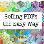 Selling PFDs the easy way