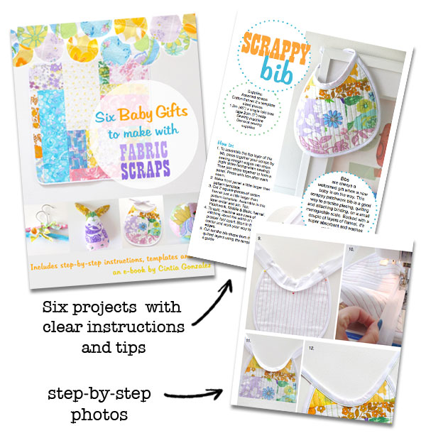 Baby gifts ebook look inside