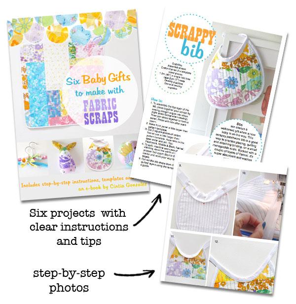 Baby gifts ebook look inside