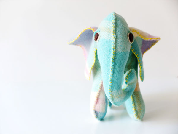 cute handmade elephant