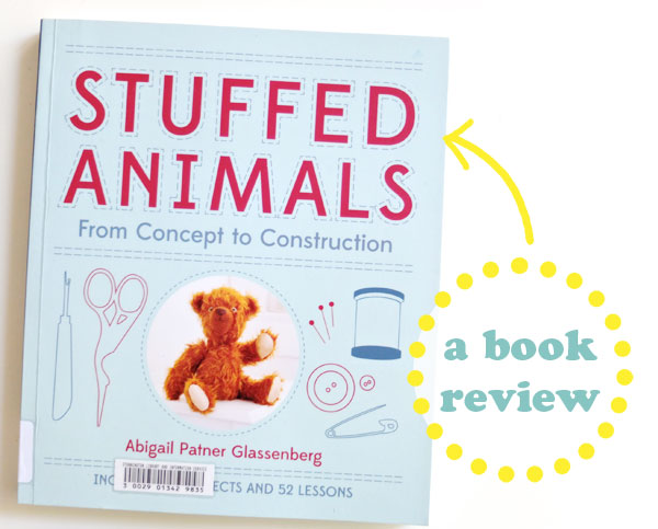 Stuffed Animals by Abigail Glassenberg a book review