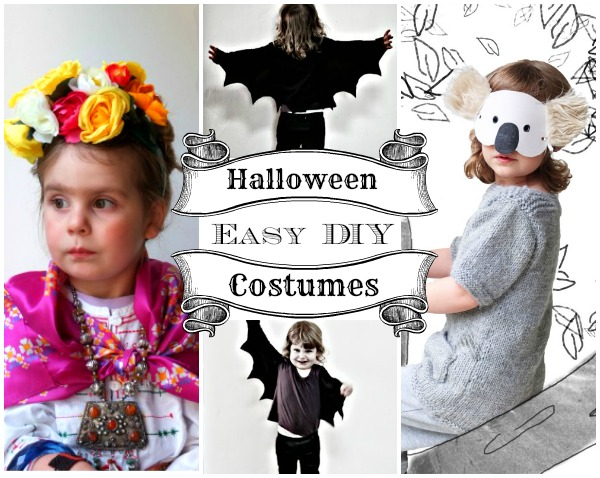 easy diy halloween costumes for kids - Halloween Costumes Diy Kids