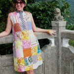 Patchwork dress mypoppet.com.au
