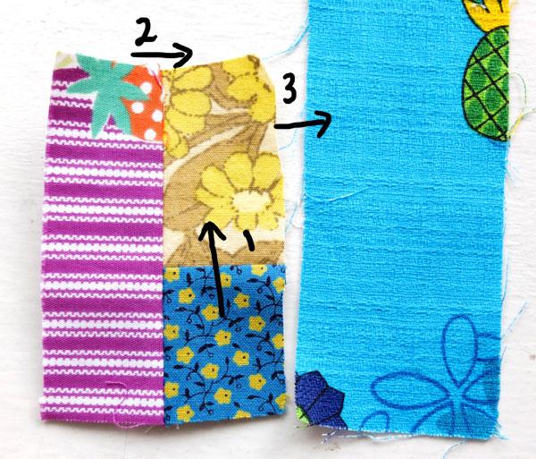 freestyle patchwork trivet