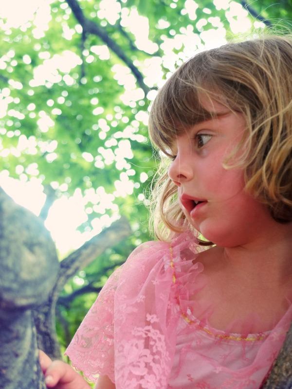 girl in tree mypoppet.com.au