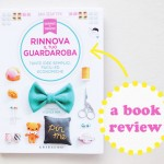 Cute Book Alert! Handmade for dummies, Renew your wardrobe – A book Review