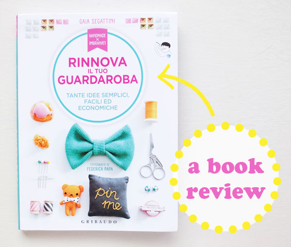 Renew your wardrobe, book review