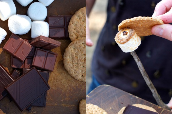 how to make smores