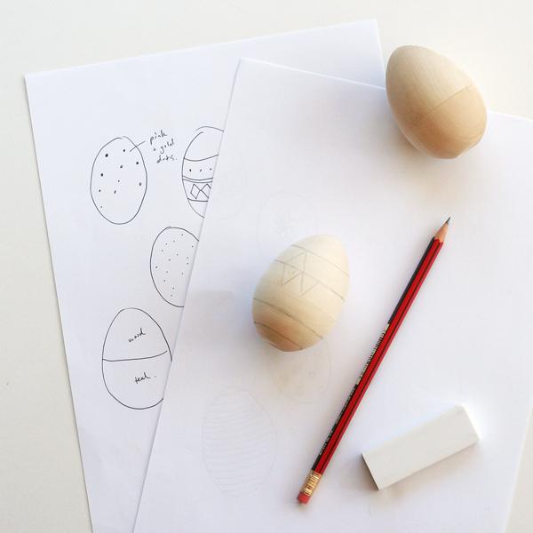 designing easter eggs