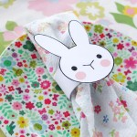 Bunny Napkin Ring & Egg Cup – 2 Easter Projects in 1