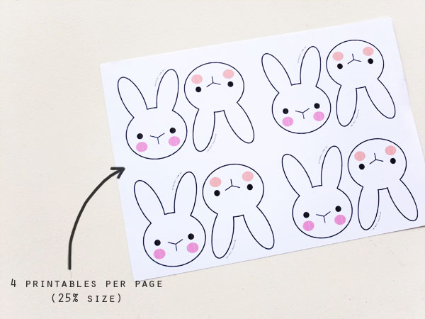 Print 4 to a page