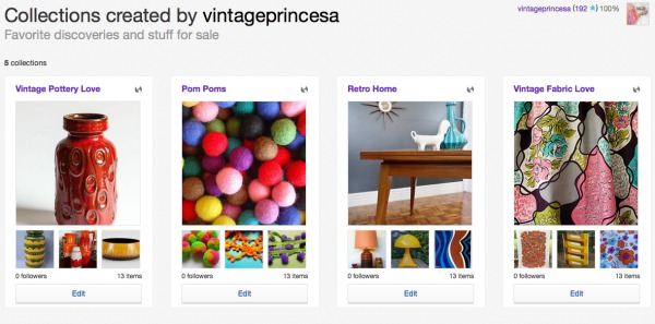 ebay collections My Poppet