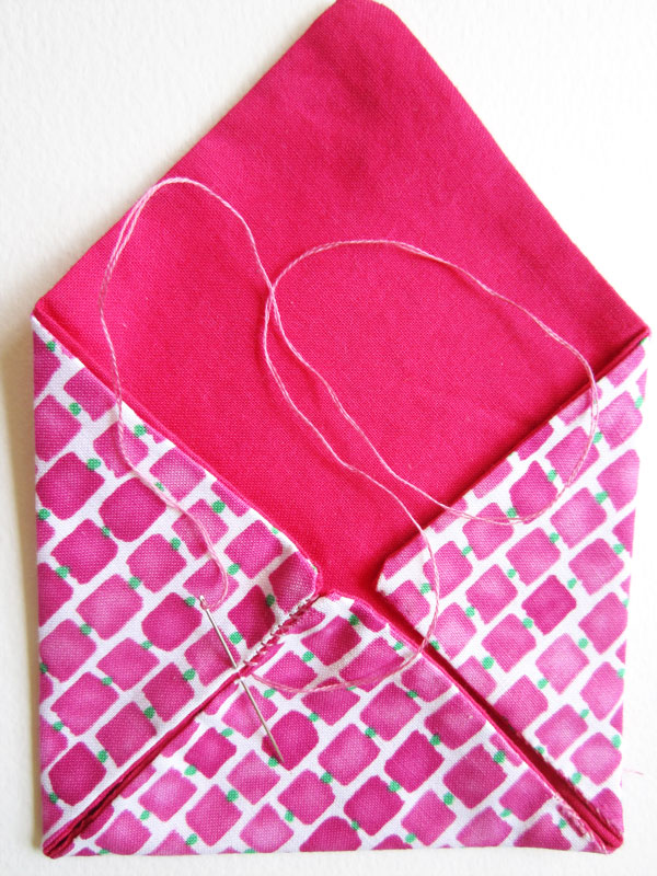 Jacks pouch step 6 - mypoppet.com.au - kids sewing project