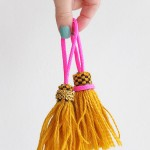 Quick Craft: Embellished Tassels