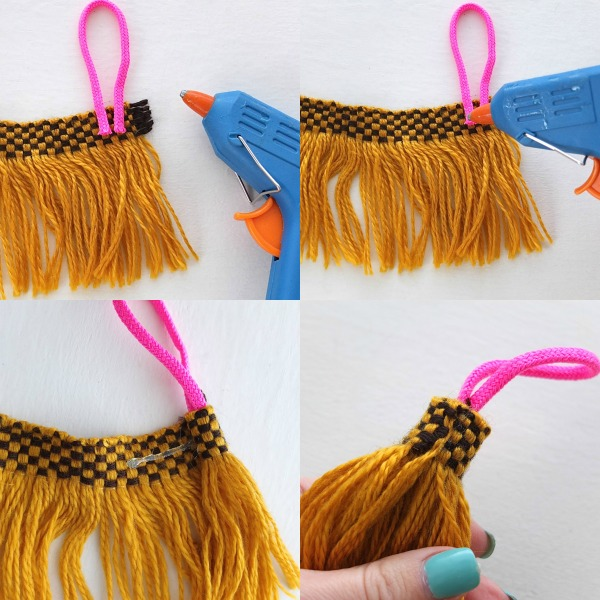 Quick Craft Embellished Tassels My Poppet Makes