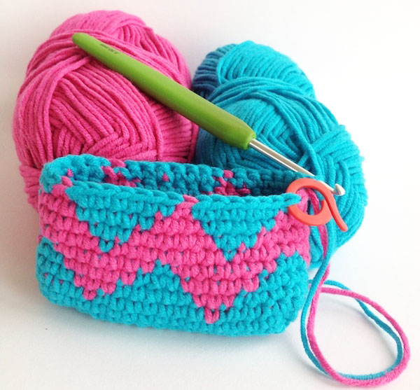 diy coin purse crochet