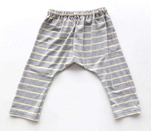 The Thrifty Kid How To Make Harem Pants From A Tank Top My