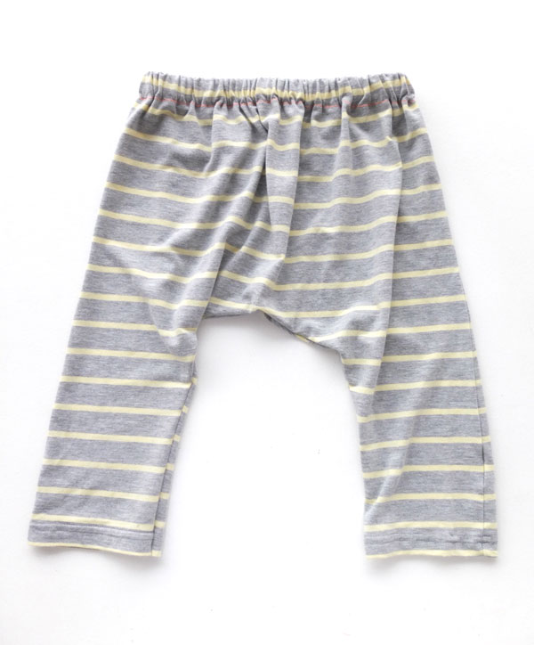 The Thrifty Kid – Acrobat Pants (or How to make Harem Pants from a ...