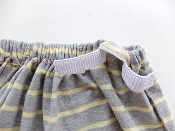 making an elastic waistband