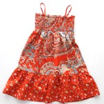 The Thrifty Kid – Easy Girl's Sundress from a Skirt
