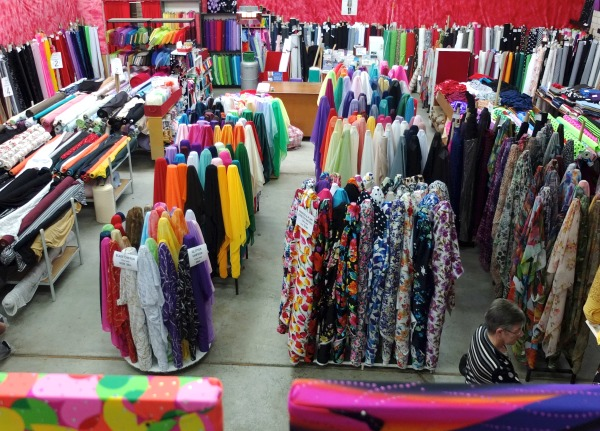 GJS dance fabrics