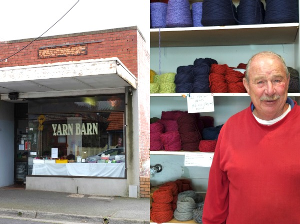 yarn barn blink and you ll miss the yarn barn kerry and his son have ...