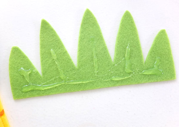 Let's make a felt pineapple christmas stocking mypoppet.com.au
