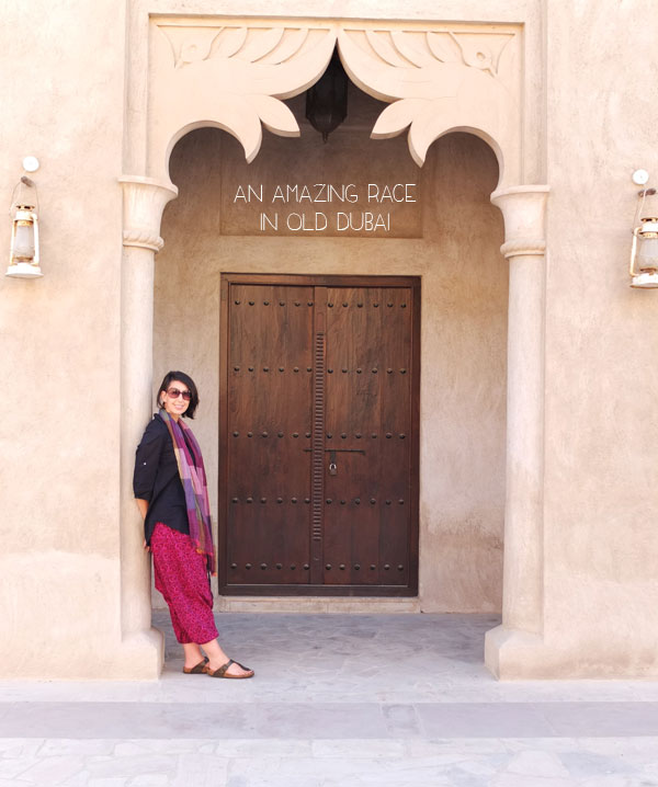 Exploring Old Dubai