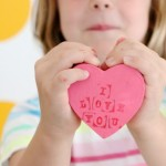 Kids Craft: Conversation Heart Gift Boxes