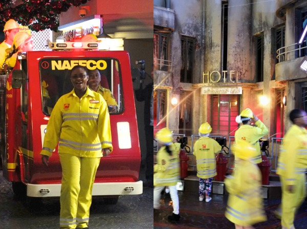 KidZania dubai - fire fighter