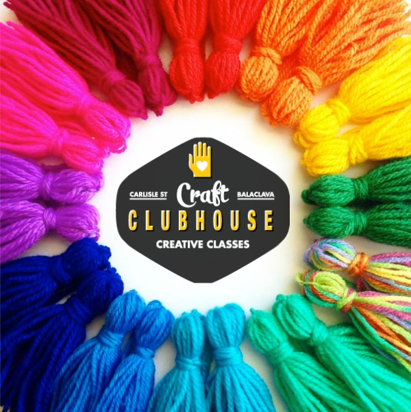 Craft Clubhouse: a new place for creative minds and busy hands!